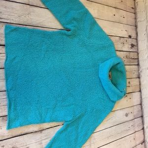 Teal Sweater size Large